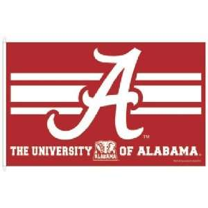 Alabama Crimson Tide NCAA 3x5 Banner Flag (36x60