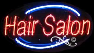 SIGN HAIR SALON 14004  open nails spa waxing