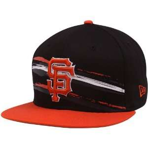 San Francisco Giants Black Fantabulous 9FIFTY Snapback Adjustable Hat