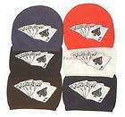 Pack Mans Boys Winter Beanie Knit Poker Warm Spandex Hat 6 Color