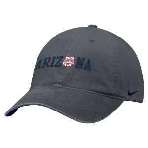 Nike Arizona Wildcats Grey Felt Campus Hat