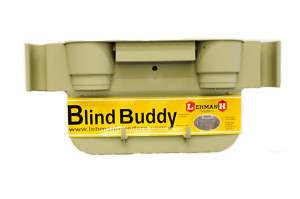 Blind Buddy by Lehman H Feeders   Deer Blind Organizer 094922146182