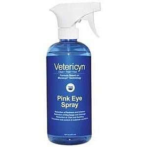 Vetericyn Pink Eye Spray (16 oz)