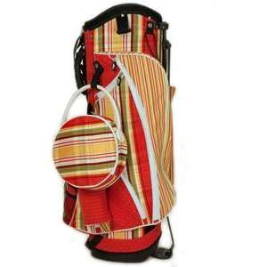 Sassy Caddy Zesty Ladies Golf Bag: Sports & Outdoors