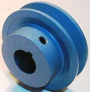 NEW 3.05 OD 7/8 Fixed Bore A Cast Iron Pulley Maska