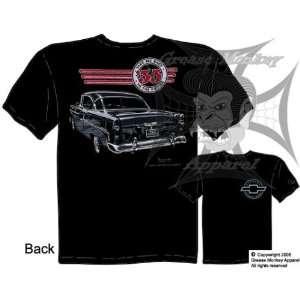 55 Bel Air 1955 Chevy Classic Car T Shirt Size Xl