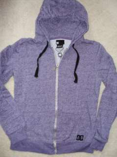 LADIES DC HOODIE JACKETS PURPLE PACSUN BIG SPRING SALE