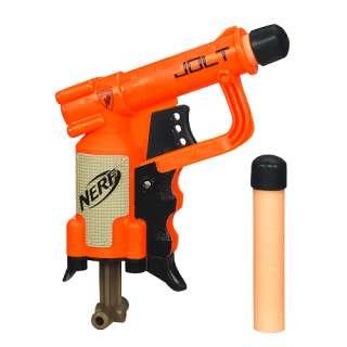 Hasbro Nerf N Strike Jolt EX 1 Blaster Toy Gun With 2 Whistler Darts