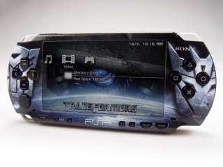 New For Fat PSP 1000 Vinyl Sticker/Skin Transformers