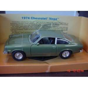 Fresh Cherries 124 Scale 1974 Chevrolet Vega by Motor Max