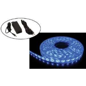 Flexible Waterproof LED Lighting Strip BLUE 5 M/16.5ft LED Strip