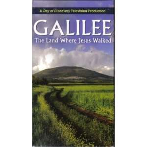 Galilee, The Land Where Jesus Walked Day of Discovery