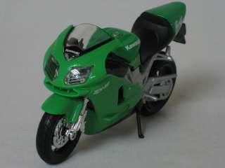 Maisto 118 Diecast Kawasaki Ninja ZX 12R Motorcycle