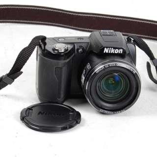Nikon COOLPIX L110 Digital Camera 12.1 Megapixels 15x Zoom 3 LCD