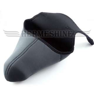 Neoprene Camera Cover Case for Canon Nikon Large size