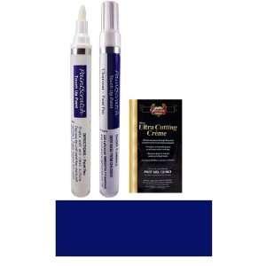 1/2 Oz. Deep Wedgewood Blue Metallic Paint Pen Kit for