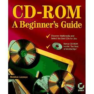 com Cd Rom A Beginners Guide (9780782117103) Sheldon Leemon Books