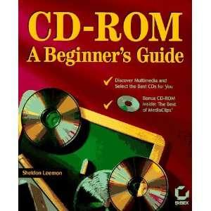 com Cd Rom A Beginners Guide (9780782117103) Sheldon Leemon Books
