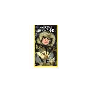 Natl Geo Braving Alaska [VHS] National Geographic Vvco