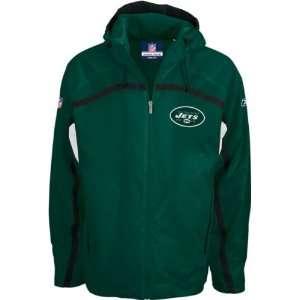 New York Jets Green Centurion Midweight Jacket Sports