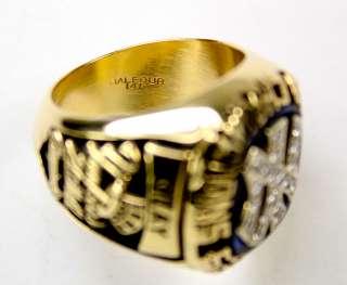 1977 New York Yankees World Series Gold Ring Thumbnail Image