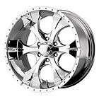 20x10 Helo Maxx Chrome Wheel/Rim(s) 6x139.7 6 139.7 6x5.5 20 10