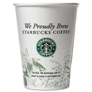 Starbucks Coffee 11002236 Compostable Cup, 12 oz. 1000/CT