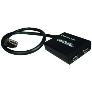 CABLES UNLIMITED SWB 7852 PRO A/V SERIES(TM) HDMI(TM) SWITCH (2 PORT