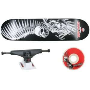 Tony Hawk Full Skull Silver Professional Skateboard