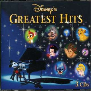 Disneys Greatest Hits Various Artists