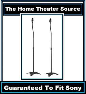 Surround Sound Audio Speaker Stands Fits Sony Home Theater