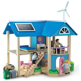 Eco Friendly Wooden Eco House   Smart Gear 1009746   Eco Friendly