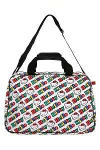 Authentic Hot Topic Hello Kitty Classic Duffel Bag New