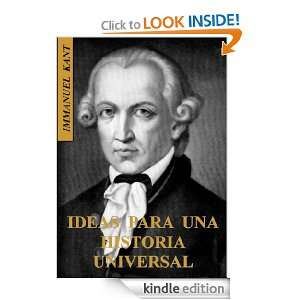 Ideas para una historia universal en clave cosmopolita y otros