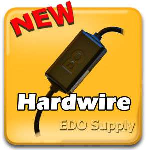 Micro USB direct hardwire charger adapter cable kit