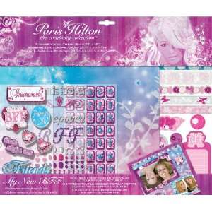 Scrapbooking Theme Pack My New Bff Toys & Games