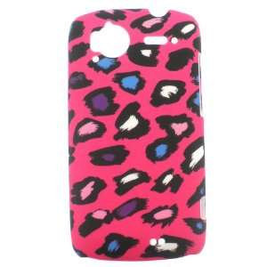 HTC SENSATION (T Mobile) PINK CHEETAH Hard Case/Cover/Faceplate/Snap