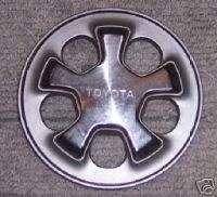 Toyota Camry wheel center hubcap