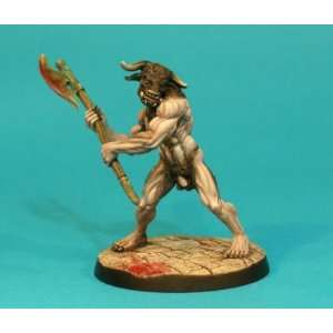 : Otherworld Miniatures (Dungeon Monsters): Minotaur I: Toys & Games