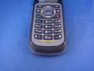 Motorola Brute i680 Nextel iDEN Rugged PTT Bluetooth Cell Phone
