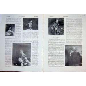Boldini Portrait Hugo Artist Hobenlobe French 1931 Sem