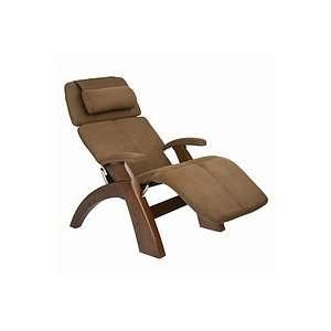 Human Touch PC 006 Perfect Chair Zero Gravity, Manual Base, Walnut, 1