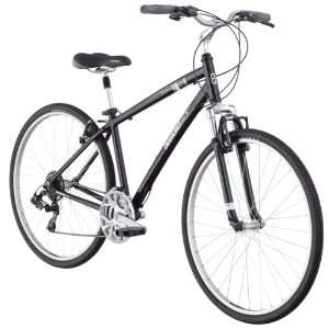 Mens 2012 Edgewood Sport Hybrid Bike (Black)