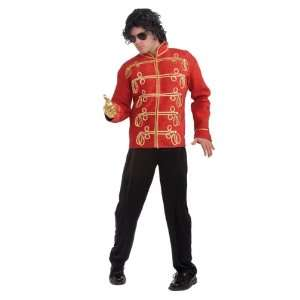 Michael Jackson Military Jacket A Medium