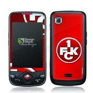 Design Skins for Samsung I5700 Galaxy Spica   1. FCK Logo