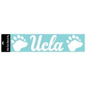 UCLA 4 x 16 Die Cut Decal