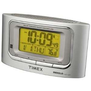 Ihome Solar Powered Alarm Clock High Quality Modern Design