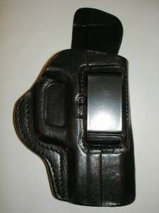 IN PANTS ITP IWB LEATHER HOLSTER TAURUS PT 58 909 917