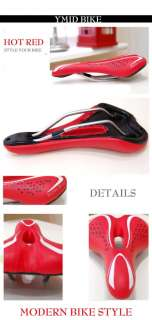 NEW BINGO RED BIKE SADDLE,BIKE SEAT,MTB ROAD BIKE SEAT
