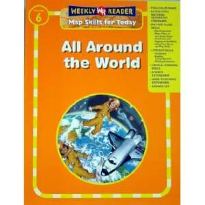 ALL AROUND THE WORLD MAP SKILLS FOR Toys & Games